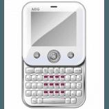 Débloquer son téléphone aeg X580 Glamour