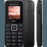 Débloquer son téléphone alcatel OT-1011D