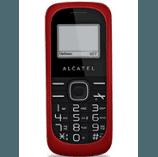Débloquer son téléphone alcatel OT-112X