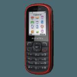 Débloquer son téléphone alcatel OT-303X