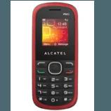 Débloquer son téléphone alcatel OT-308X