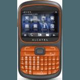 Débloquer son téléphone alcatel OT-813A